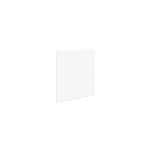 façade finition bas blanc