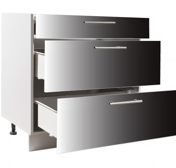 casserolier ouvert cuisines sur mesure