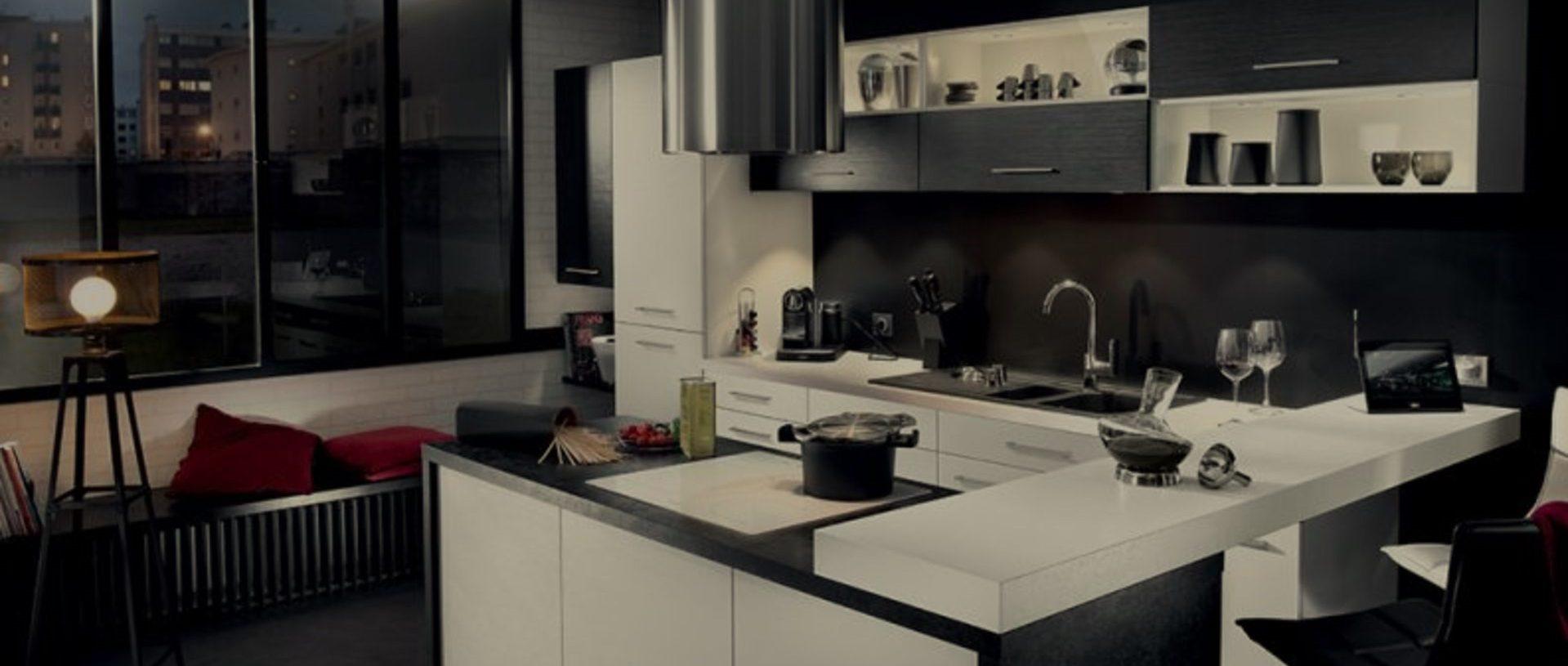 cuisines aménagées et sur mesure pas cher