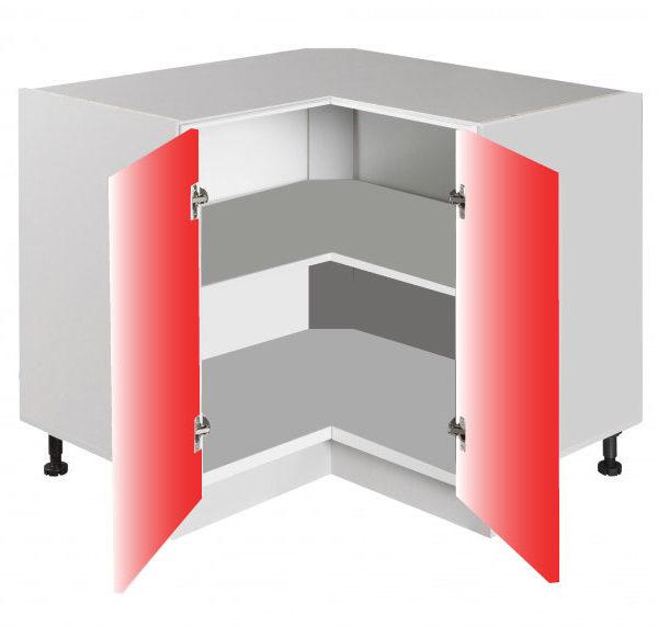 placard angle ouvert cuisines sur mesure
