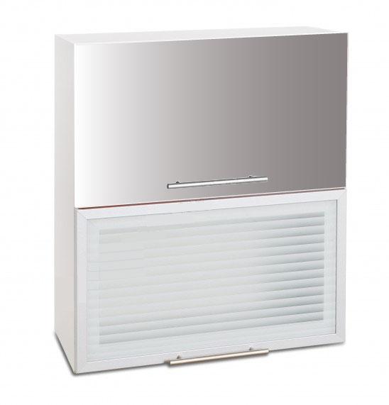 placard vitrée haut cuisines sur mesure