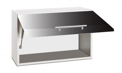 placard hotte haut ouvert cuisines sur mesure
