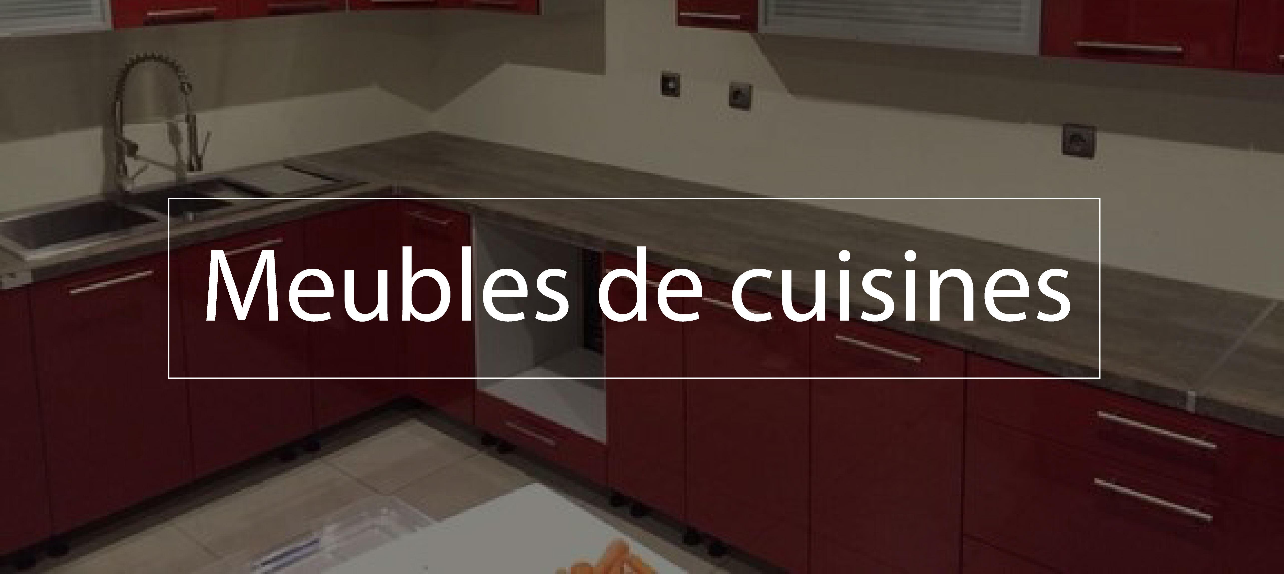 meubles de cuisines